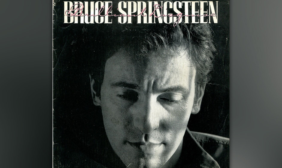 45.  'Brilliant Disguise' (1987)  Die erste Single von 'Tunnel Of Love': ein Song über Verstellung und die Unmöglichkeit, j