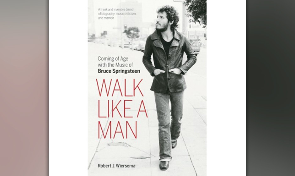 46. 'Walk Like A Man' (1987)  Gravitätisch singt Springsteen über das Ende einer Ehe und erinnert sich an den Anfang: 'I re