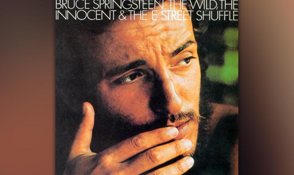 9. 'New York City Serenade' (1973)  Springsteens ausgreifendster Song, eine innige Straßensymphonie mit Streichern, die in e
