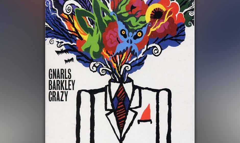 """100. Gnarls Barkley – Crazy """"Crazy"""" war eine Besonderheit in den 200ern: ein universeller Popsong, der auf jedem – wi"""
