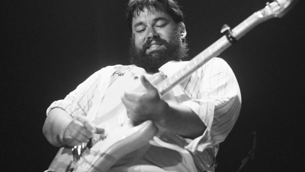 The Lowell George Band performs at Park West, Chicago, Illinois, June 15, 1979. (Photo by Kirk West/Getty Images)