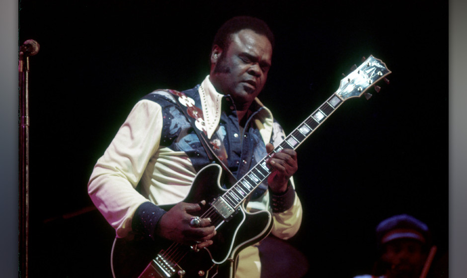 UNSPECIFIED - JANUARY 01:  Photo of Freddie King  (Photo by Michael Ochs Archives/Getty Images)
