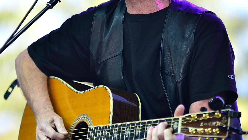 INDIO, CA - APRIL 26:  Roger McGuinn performs at the 2013 Stagecoach Country Music Festival at The Empire Polo Club on April