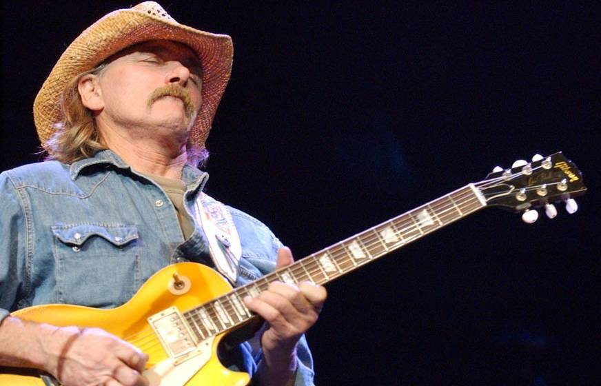 Dickey Betts during The 4th Annual Jammy Awards - Show at Madison Square Garden in New York City, New York, United States. (P