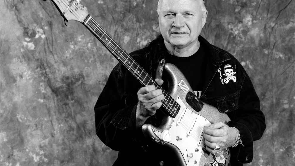 UNITED STATES - JANUARY 01:  Photo of Dick DALE  (Photo by Robert Knight Archive/Redferns)