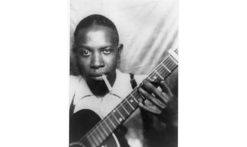 """Dylan erinnerte sich daran, wie er """"King Of The Delta Blues Singers"""" hörte, jene Compilation von 1961, die Johnson vor d"""