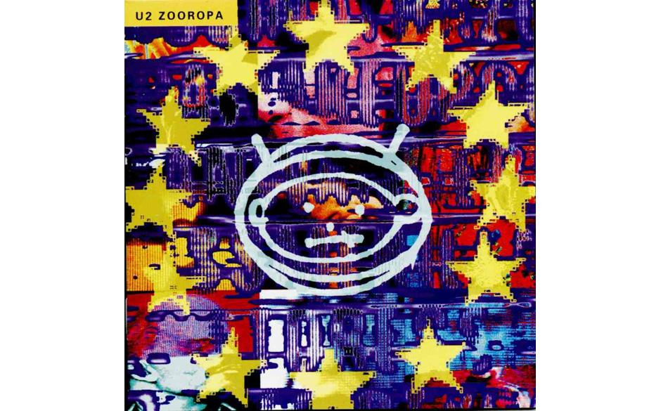 U2 –Zooropa