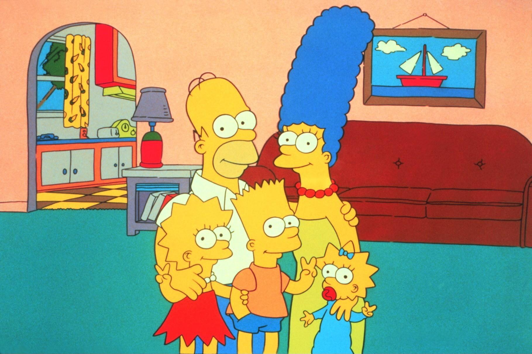 Kostenlose Simpsons Zeichentrickfilme