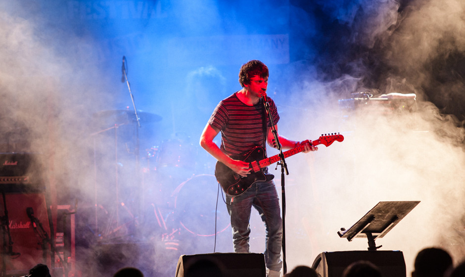 Graham Coxon, Dock's, Reeperbahn Festival Day 1