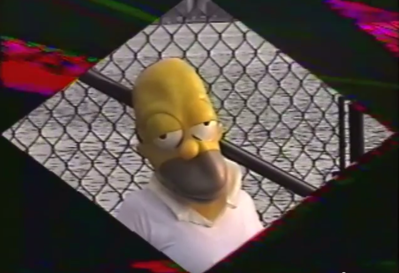 Homer Simpson in Mac DeMarcos 'Chamber Of Reflection'-Video