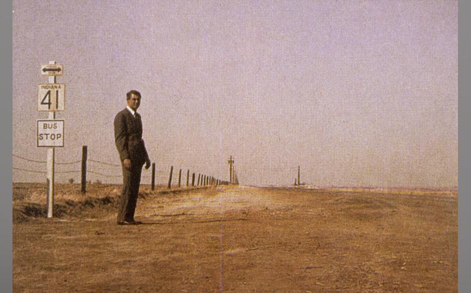 2-F81-D8-11 (24576)Cary Grant in 'Der unsichtbare Dritte'Filme / Einzeltitel:'Der unsichtbare Dritte' (North byNorthwes