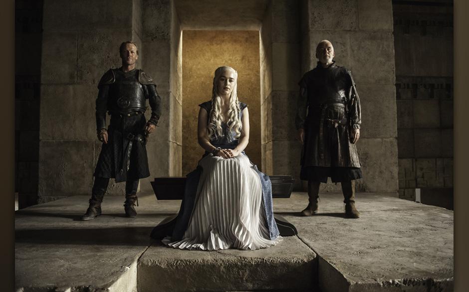 """Die 100 besten Serien aller Zeiten mit """"Game Of Thrones""""."""
