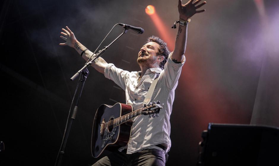 Frank Turner, Highfield Festival 2014