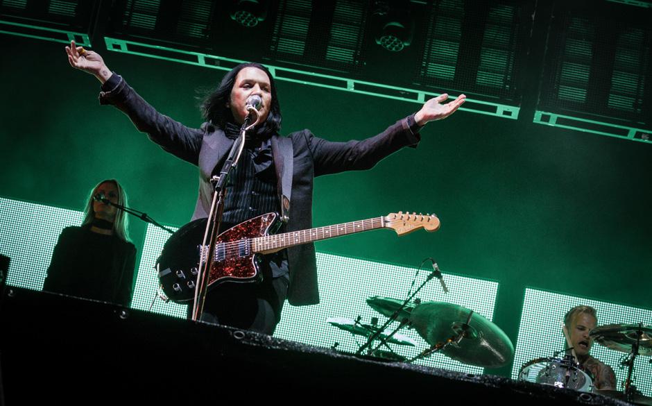 Placebo, Highfield Festival 2014