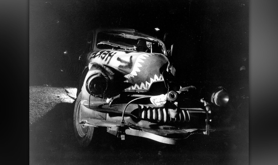 THE CARS THAT ATE PARIS   [AUSTRALIA 1974]     Date: 1974 (Mary Evans Picture Library) Keine Weitergabe an Drittverwerter., N