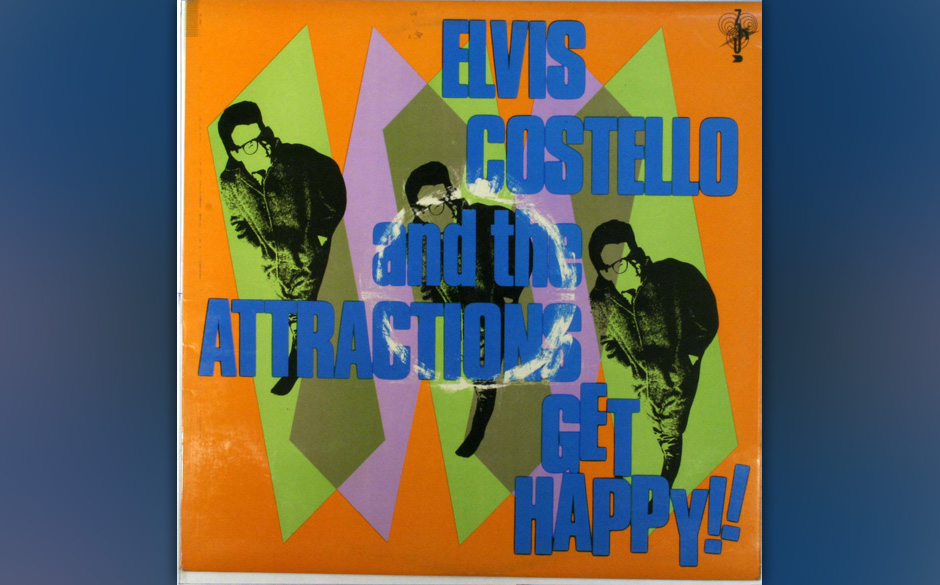 10. Elvis Costello and the Attractions: 'Get Happy!!' (1980)