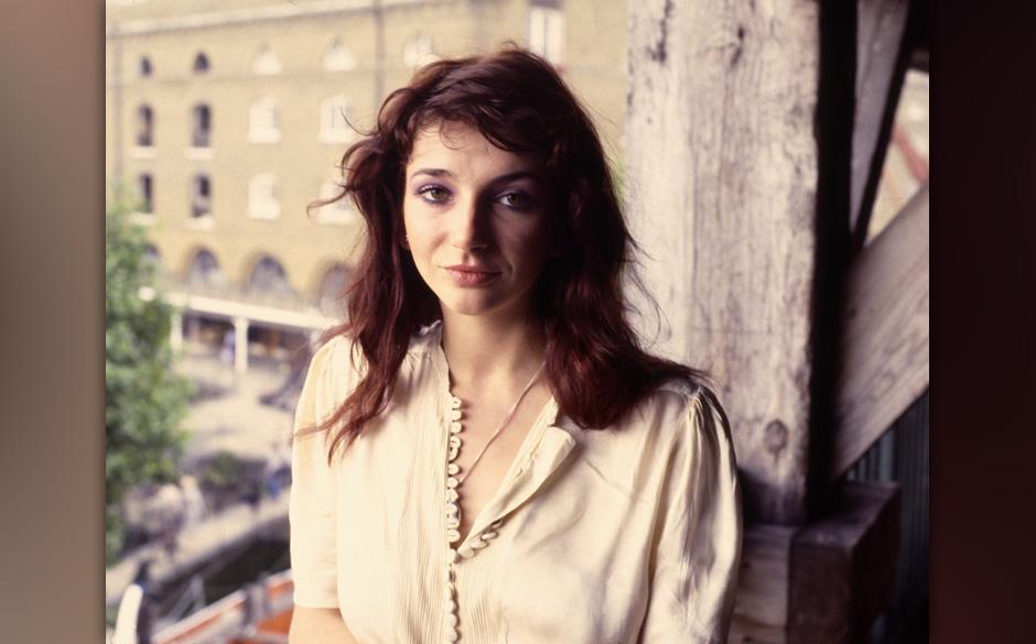 Kate Bush im Jahr 1978