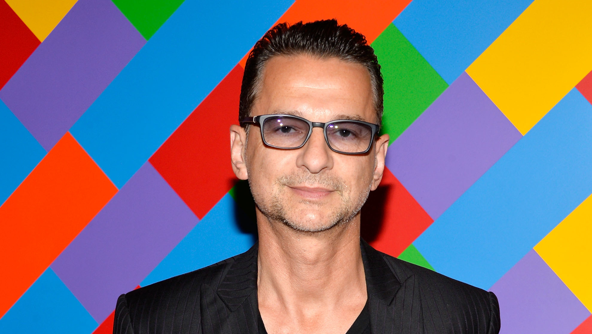 NEW YORK, NY - JULY 22:  Singer-songwriter Dave Gahan attends Lionsgate and Roadside Attraction's premiere of 'A Most Wanted