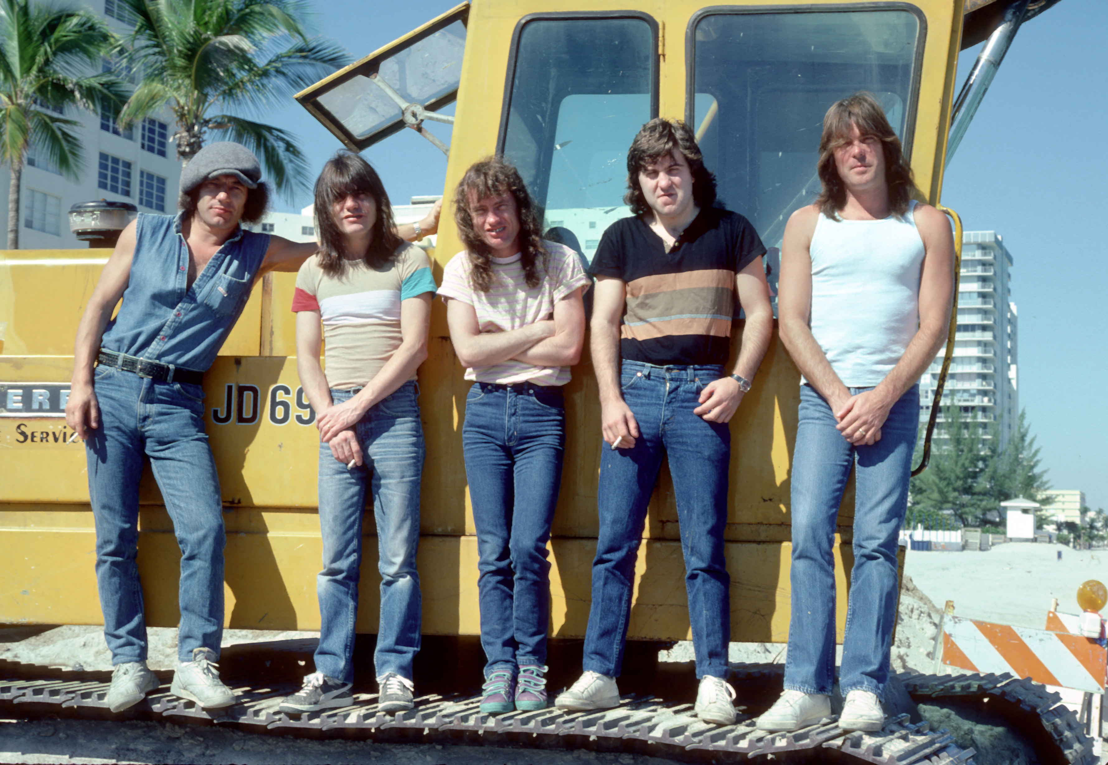 UNSPECIFIED - JANUARY 01:  Photo of ACDC  (Photo by Michael Ochs Archives/Getty Images)