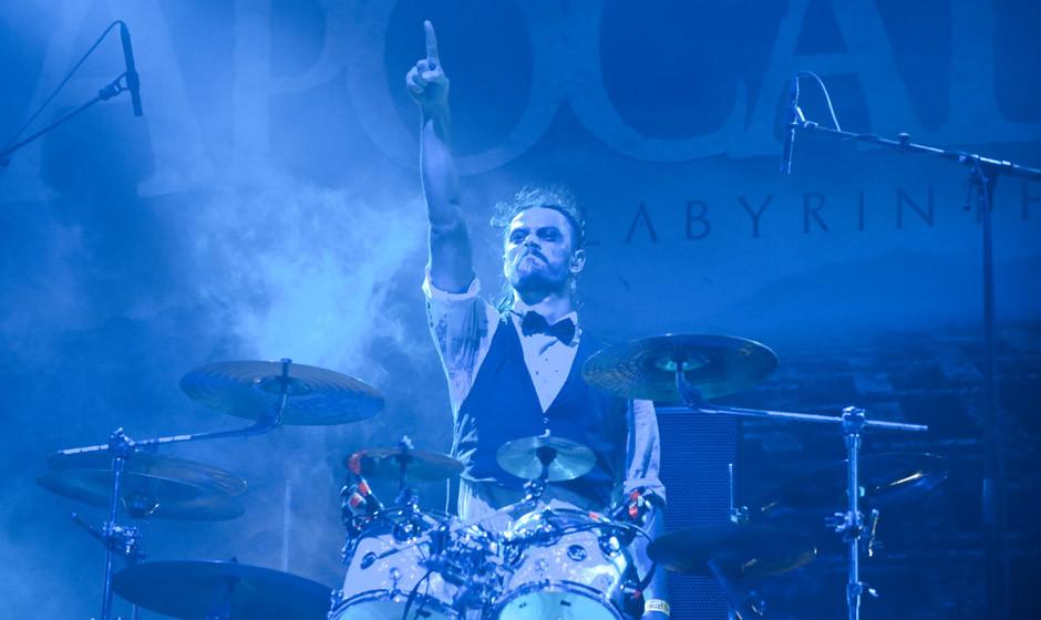 Fleshgod Apocalypse live, Wacken Open Air 2014