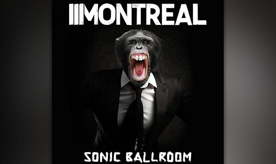 ...in dieser Woche gibt es viele neue deutsche Einsteiger - die Hamburger Punkrocker von Montreal hangeln sich mit 'Sonic Bal