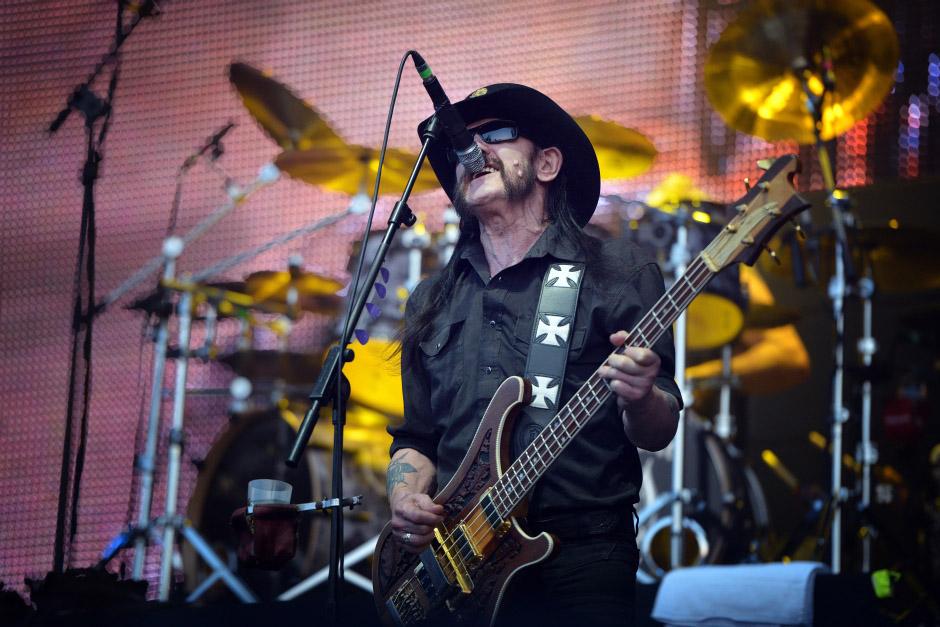 Motörhead live, Wacken Open Air 2014