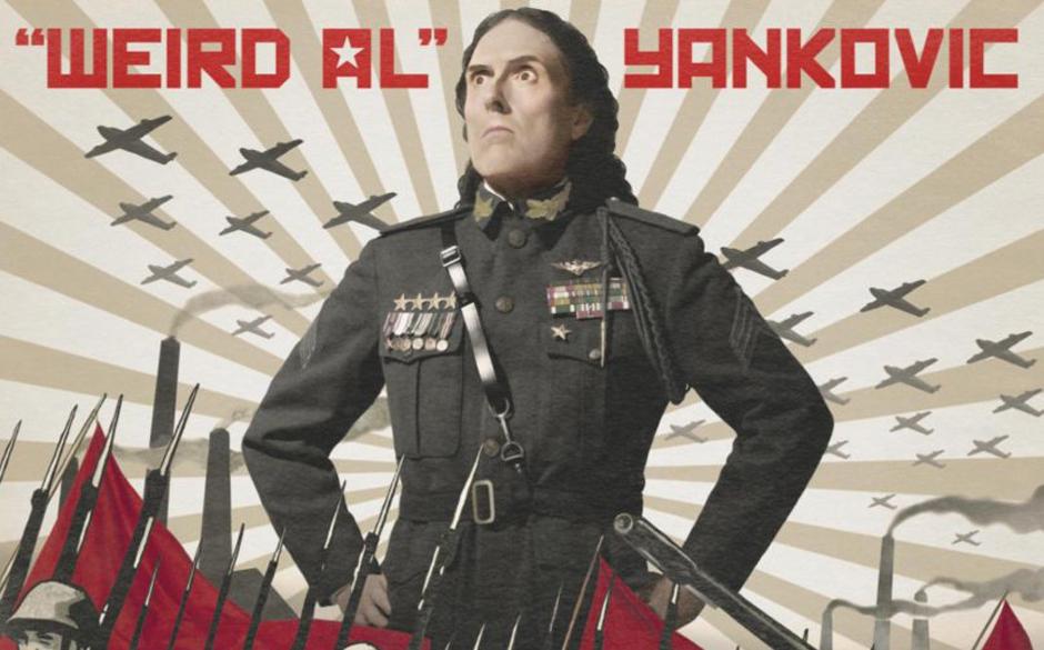 Weird Al Yankovic - Mandatory Fun Artwork