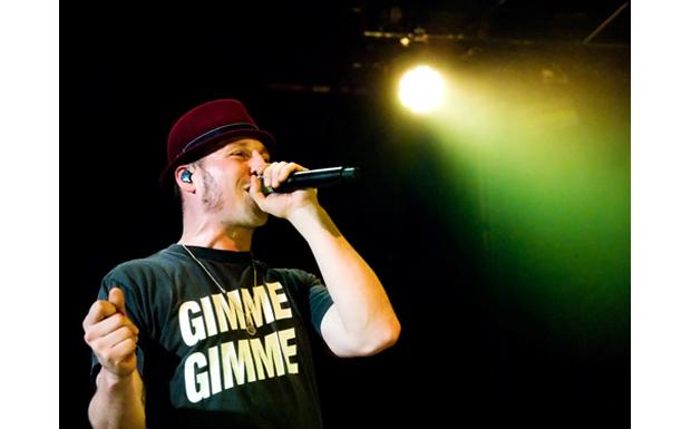 Beatsteaks live in Hamburg