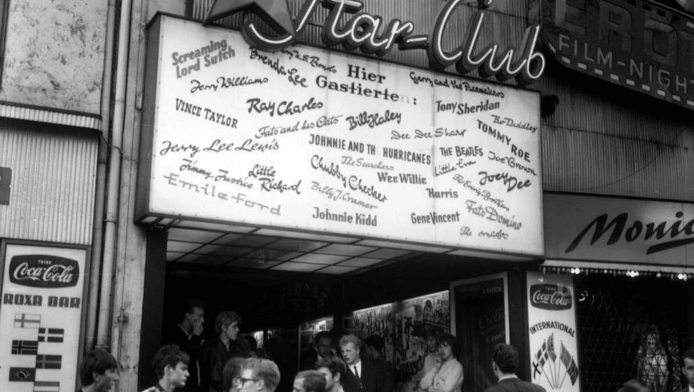 GERMANY - JANUARY 01:  Photo of VENUES and STAR CLUB and 60's STYLE and BEATLES; Opened 13th April 1962. Initially operated b