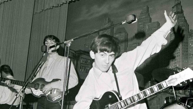 Die Beatles 1962 im Star-Club in Hamburg