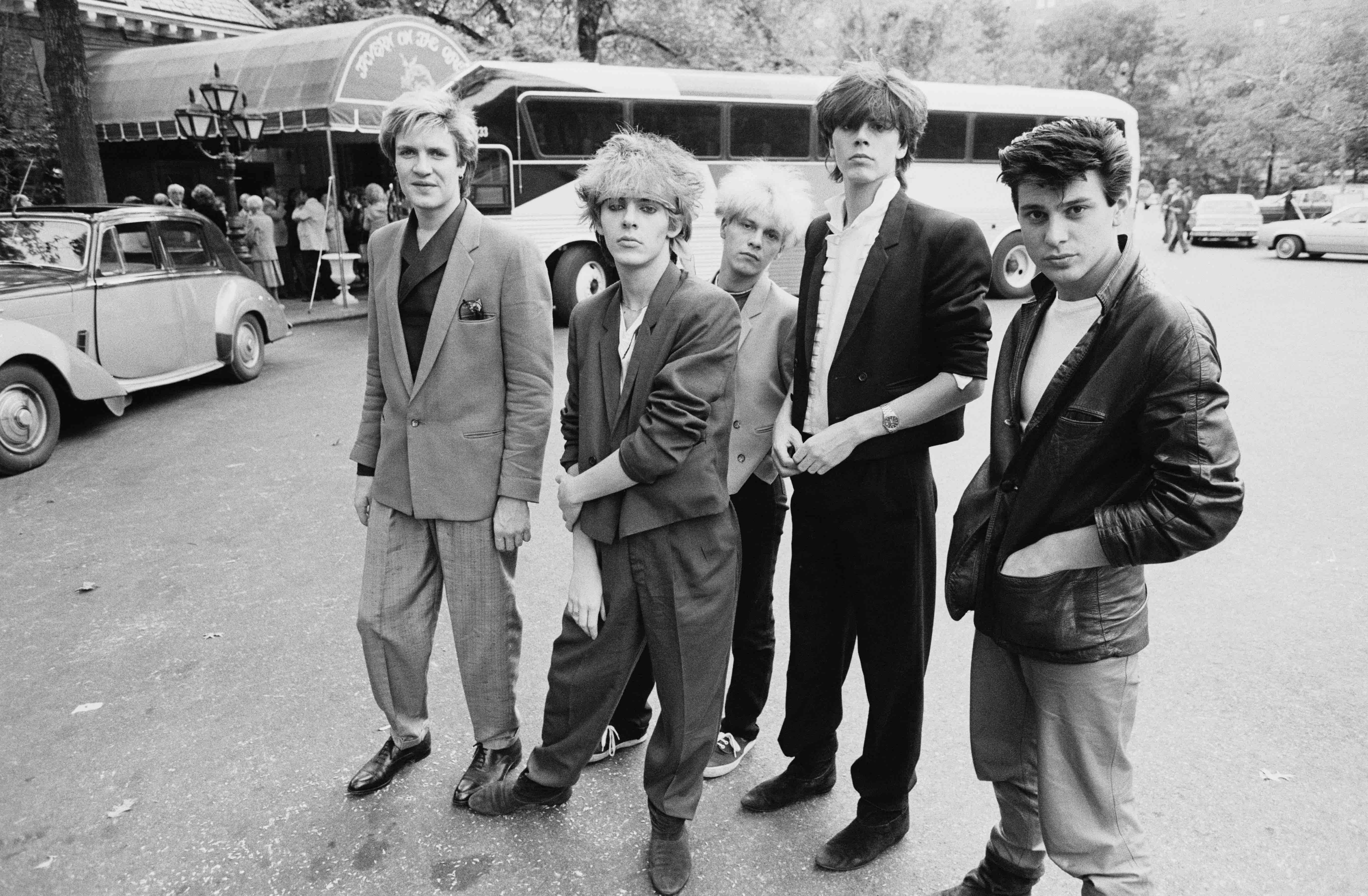 Duran Duran in New York, 1981