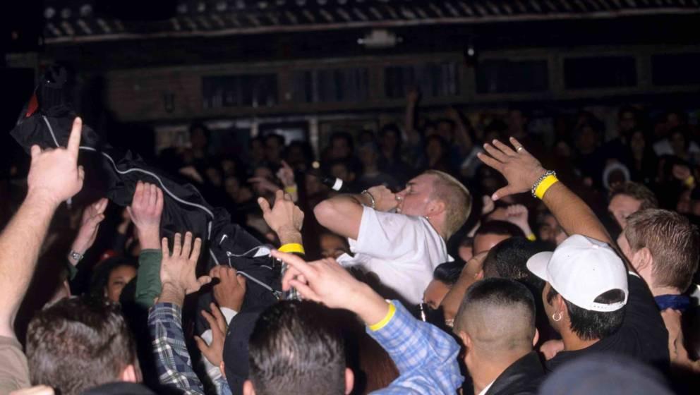 Eminem (Photo by Ke.Mazur/WireImage)