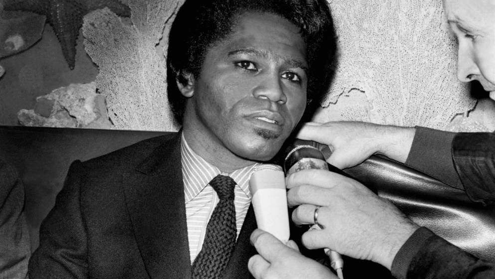 FRANCE - SEPTEMBER 20:  Soul Singer, In Press Conference At Arriving In Orly, Before Olympia Show. On September 20Th 1967.  (