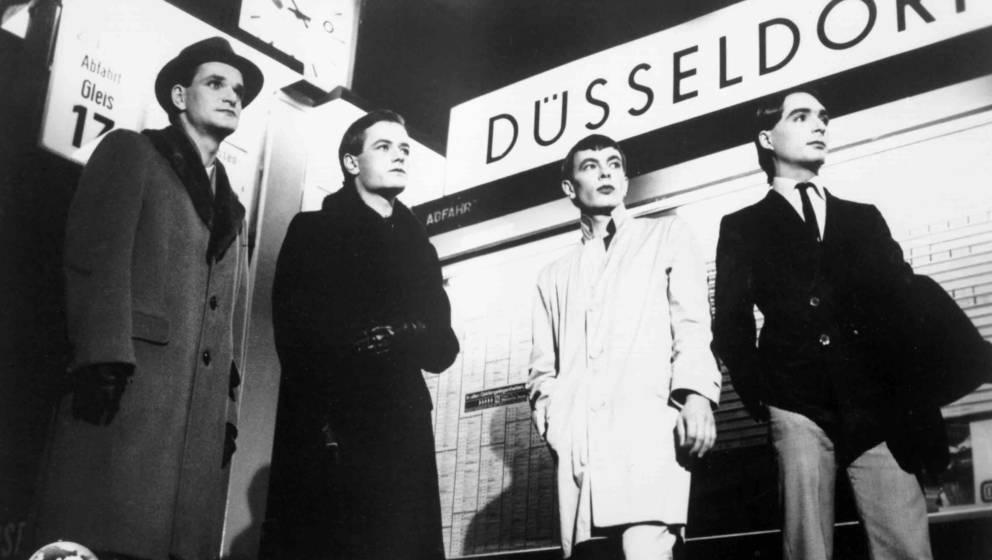 Photo by Fröhling/Kraftwerk/Getty Images; UNSPECIFIED - CIRCA 1970:  Photo of Kraftwerk  (Photo by Fröhling/Kraftwerk/Getty