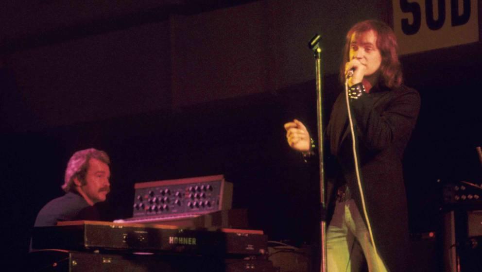 O t t o W a a l k e s, Name auf Wunsch, Udo Lindenberg (rechts), Auftritt, Deutschland, Europa, Bühne, Mikrofon, singen, Com
