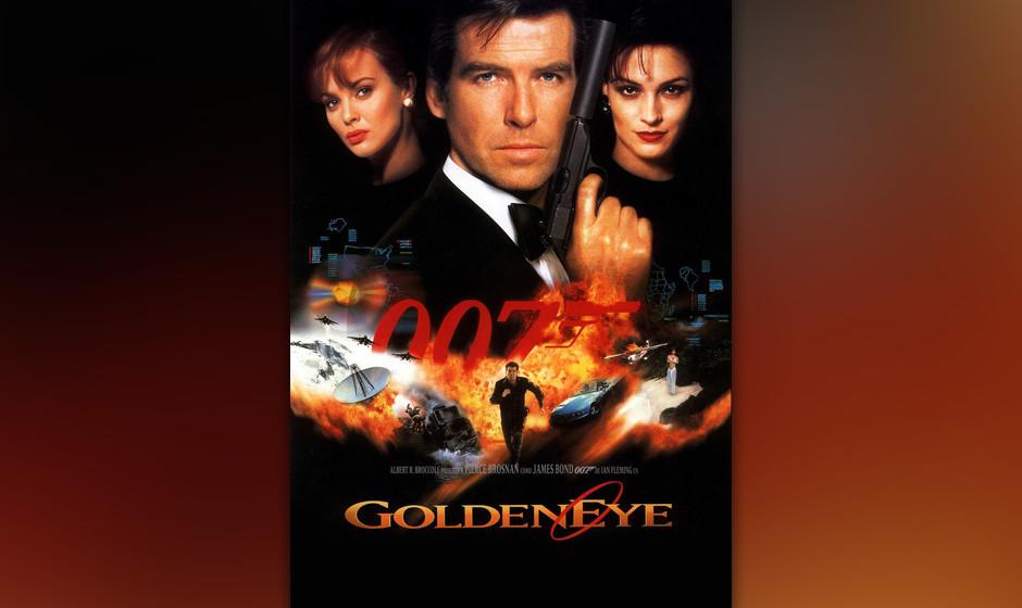18. Tina Turner: 'Goldeneye'. Der von Bono und The Edge komponierte Song teilt dasselbe Missverständnis wie …