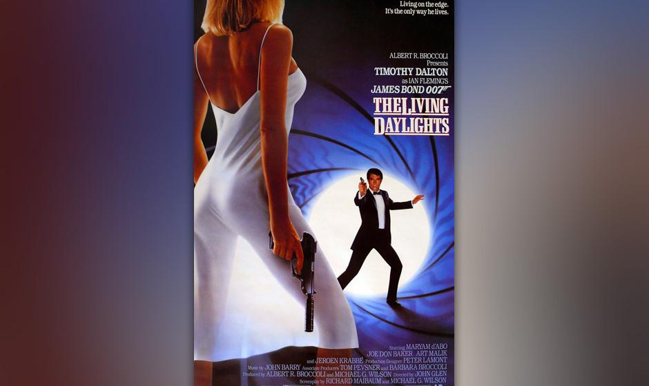 7. A-ha: 'The Living Daylights'. Die letzte Bond-Arbeit John Barrys –nach dem Streit mit A-ha um das Arrangement des Lied