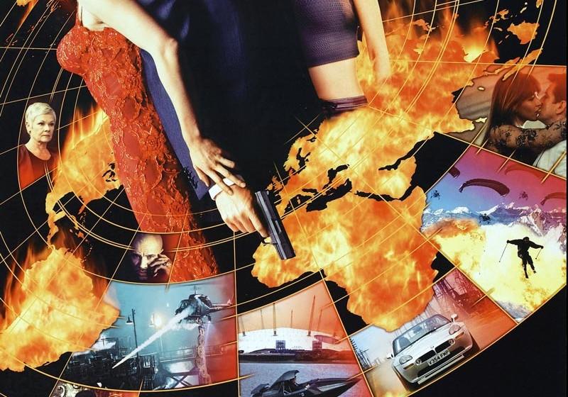 21. Garbage: 'The World Is Not Enough'. Wer den Song nicht kennt, aber sich vorstellen müsste, wie ein Stück klingen würde