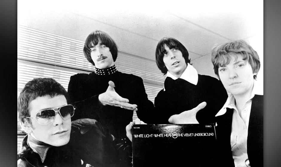 The Velvet Undergroundcirca 1968