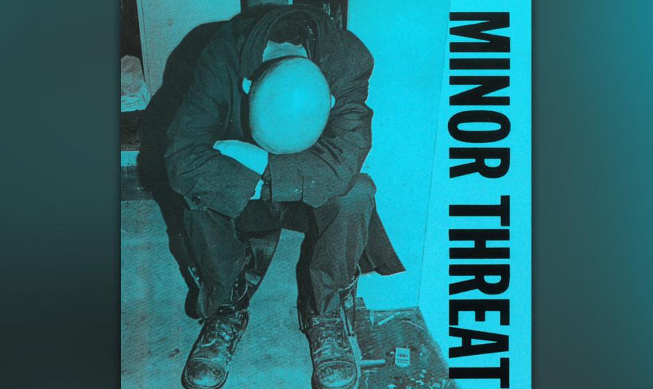 """16. Minor Threat – """"Minor Threat"""" (Dischord, 1984) Ian MacKaye aus Washington war 13, als ihm auffiel, was das Kiffen u"""
