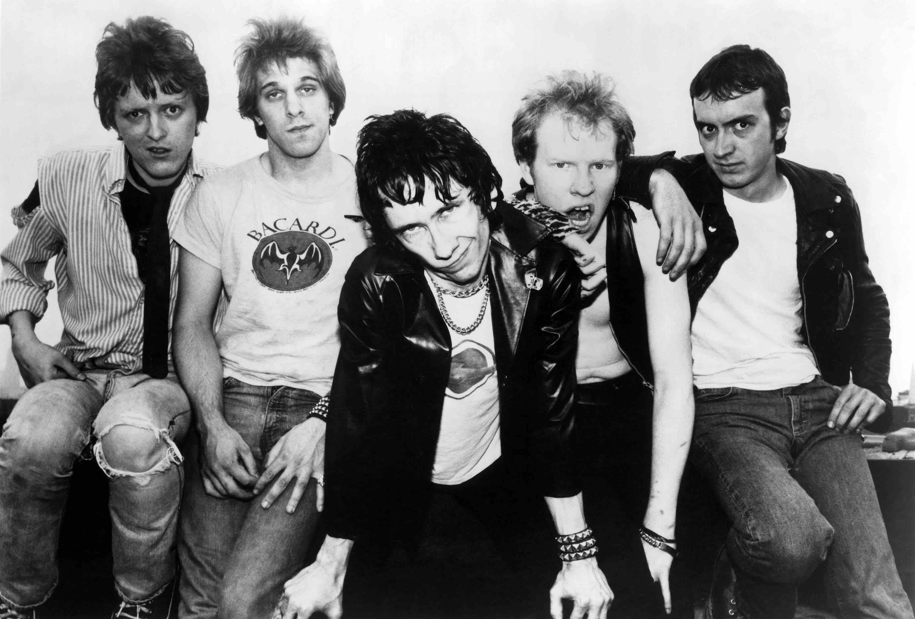 Die 50 besten Punk-Alben aller Zeiten: die komplette Liste