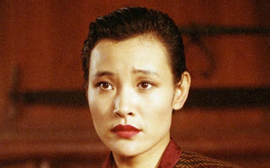 Josie Packard (Joan Chen). Eine der wenigen Figuren, die in der Serie gestorben sind (und ein schreckliches, lynchianisches S