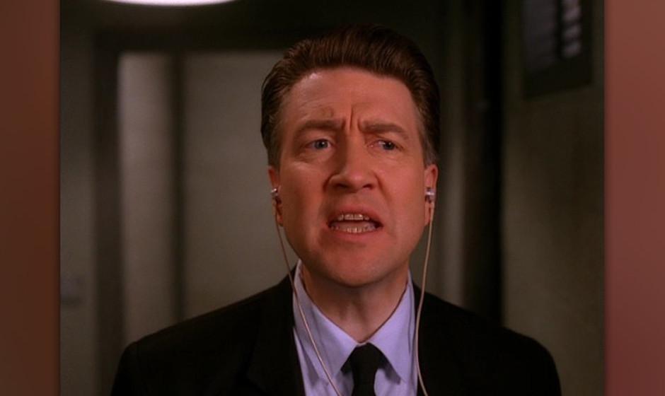 Gordon Cole (David Lynch). Der Regisseur hatte seinen manchmal etwas krawalligen Gastauftritt ('Cooper, you remind me today o
