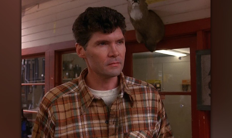 Big Ed Hurley (Everett McGill). Der tragische Ed: Hatte sich im Teenageralter für die falsche Frau entschieden, schoss ihr a