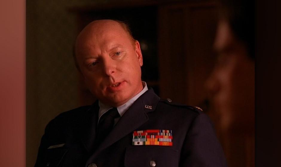 Major Garland Briggs (Don S. Davis). Der gewalttätige, aber auch geistreiche Soldat war trotz Nebenrolle eine zentrale Figur