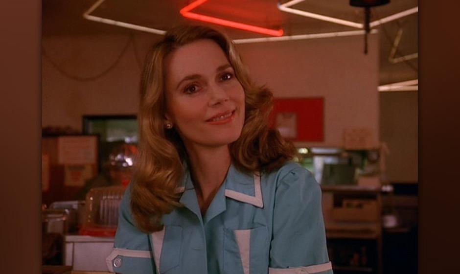 Norma Jennings (Peggy Lipton). Die gute Seele von Twin Peaks, ihre Romanze mit Ed ist auch die schönste der Serie. Peggy lie