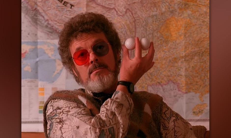 Dr. Lawrence Jacoby (Russ Tamblyn). Der 'West Side Story'-Kollege von Richard Beymer (Benjamin Horne) feierte jüngst seinen