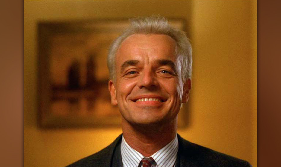 Leland Palmer (Ray Wise). Die wohl entscheidende Figur der ersten 15 Folgen ist gestorben, als der Geist BOB seinen Körper v