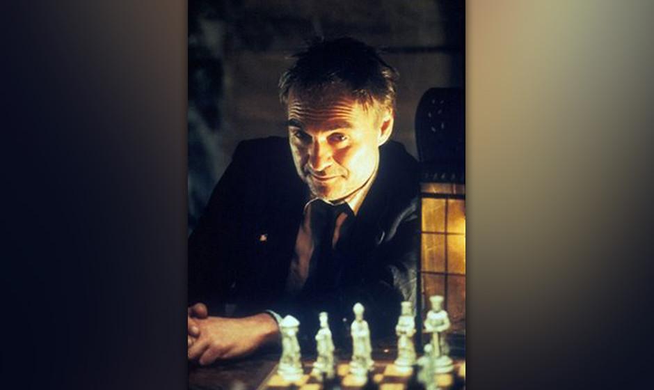 Windom Earle (Kenneth Welsh). Als Antagonist nach dem Ableben von Leland/BOB hatte der schmierige Psycho-Cop eigentlich nie e