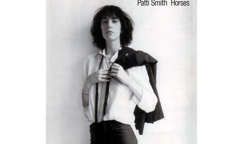 83. Patti Smith. Für den Teenager Michael Stipe war Patti Smith von allen Sängerinnen die großartigste. Ihre Stimme, sagte